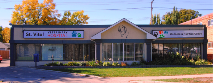 St. Vital Veterinary Hospital Front
